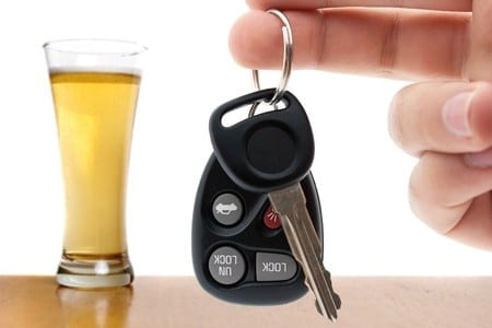 2% American adults admit to driving under intoxication